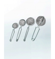 Ball Infuser for loose leaf tea or infusions (6.5cm)